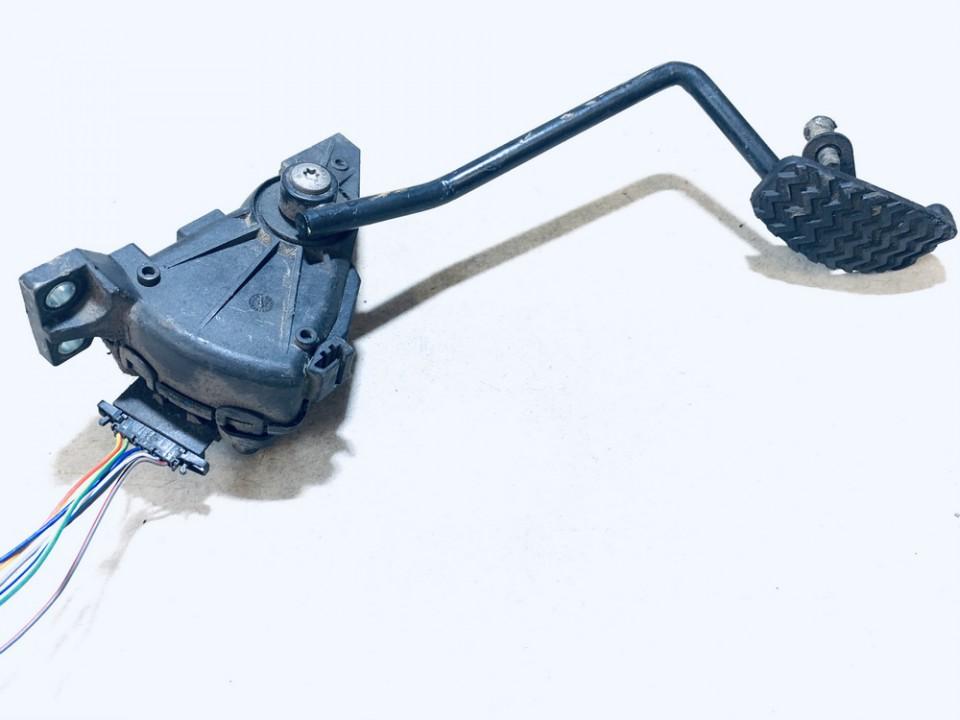Accelerator throttle pedal (potentiometer) Peugeot Boxer 2008    0.0 1326536080