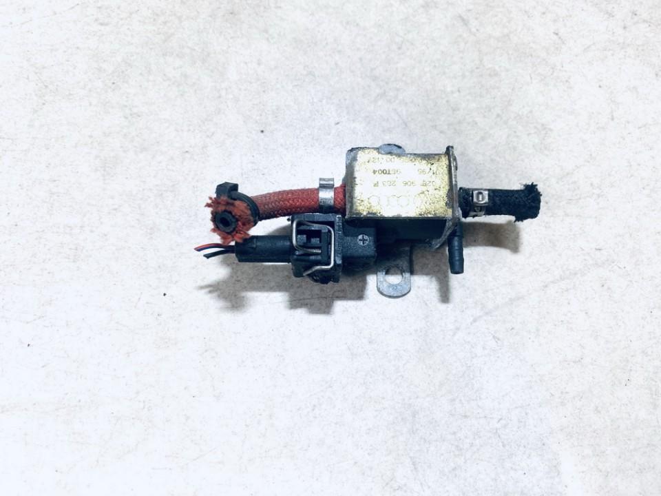 Selenoidas (Elektromagnetinis selenoidas) 028906283 used Volkswagen GOLF 2013 1.2