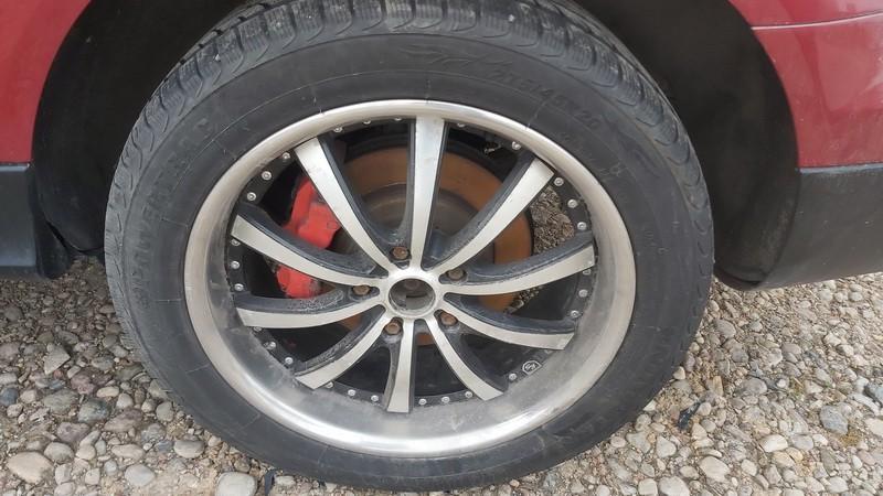 Lietu ratu komplektas R20 Audi Q7 2006    3.0 used