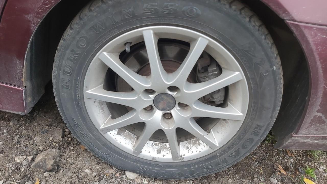 Wheels kit R16 SAAB 9-3 2004    2.0 used
