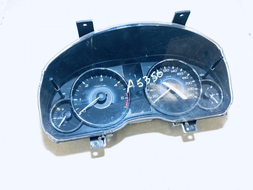 Subaru  Legacy Speedometers - Cockpit - Speedo Clocks Instrument