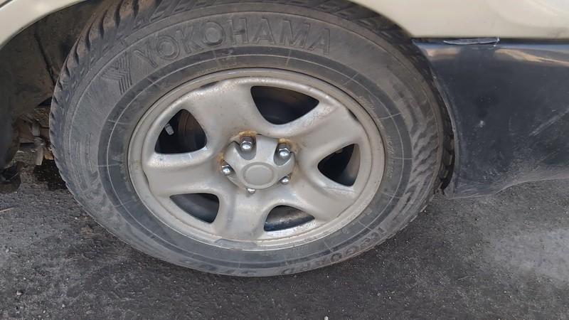 Tin ring set R16 Toyota RAV-4 2002    2.0 used
