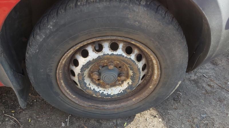 Tin ring set R13 Fiat Panda 2006    1.1 used