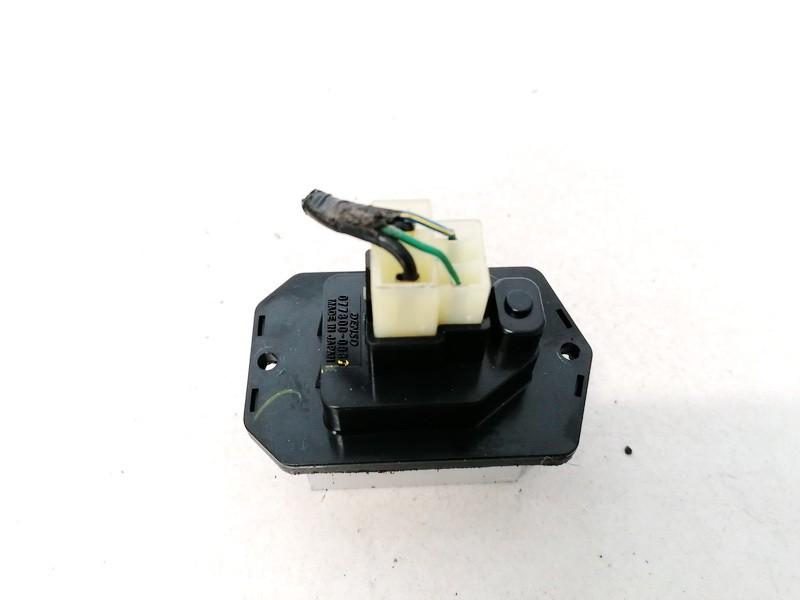 Heater Resistor (Heater Blower Motor Resistor) Subaru Legacy 2009    2.0 0778000980