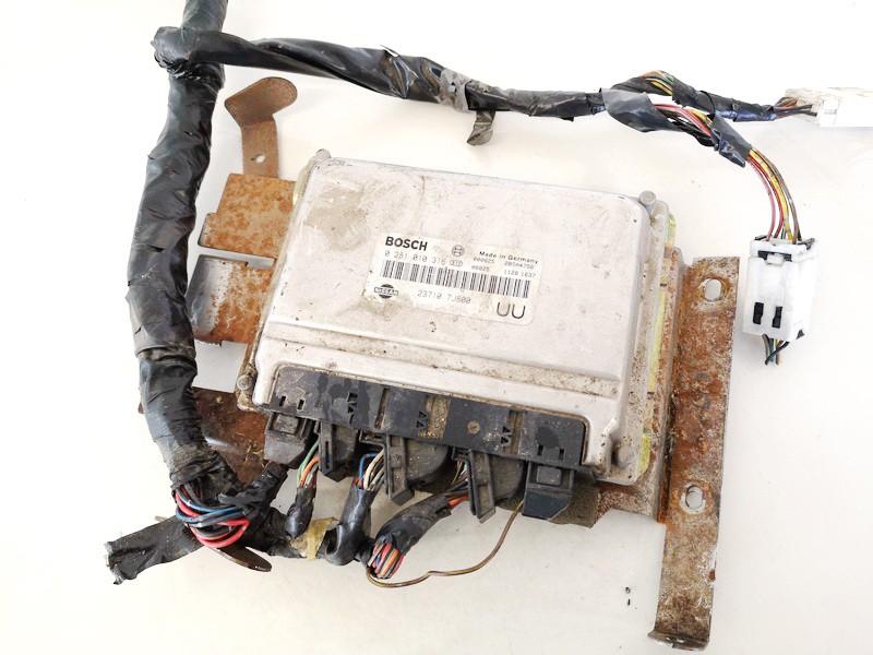 ECU Engine Computer (Engine Control Unit) Nissan Primera 2000    2.0 0281010316