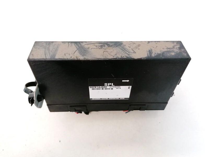 General Module Comfort Relay (Unit) Subaru Legacy 2009    2.0 88281AJ800