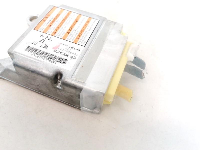 Airbag crash sensors module Subaru Legacy 2009    2.0 1503002150