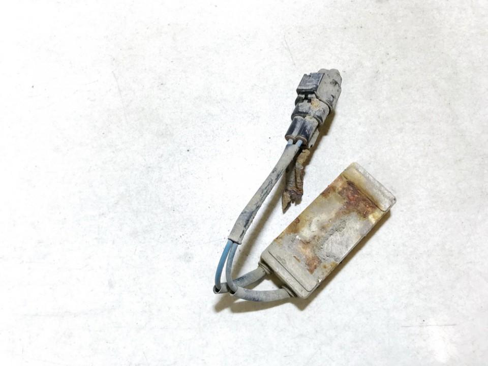 Heater Resistor (Heater Blower Motor Resistor) Toyota Corolla 2002    1.4 used