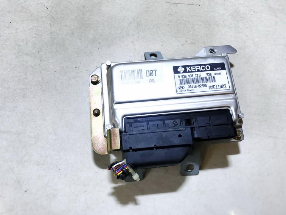 Hyundai  Atos ECU Engine Computer (Engine Control Unit)