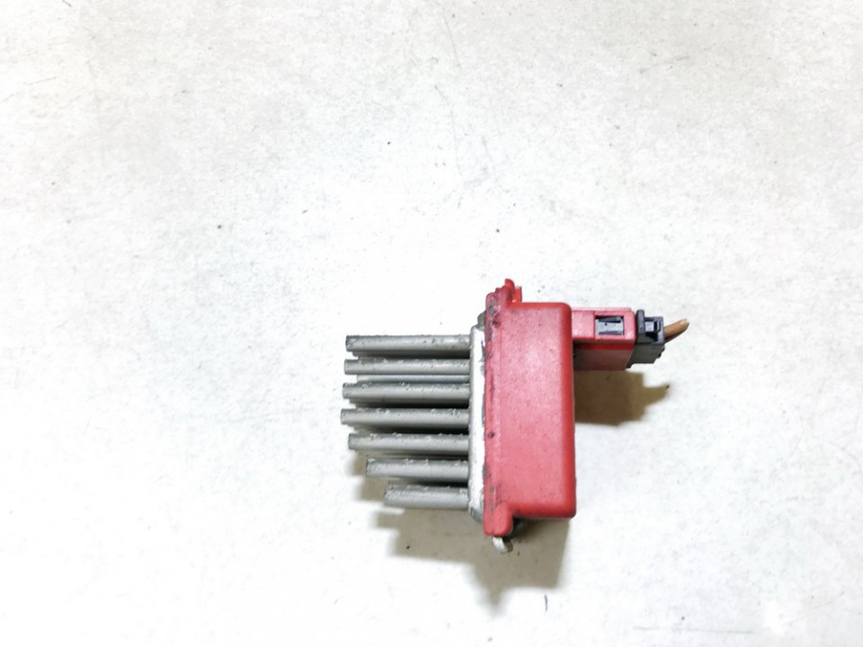 Heater Resistor (Heater Blower Motor Resistor) Audi A3 1997    1.9 1j0907521
