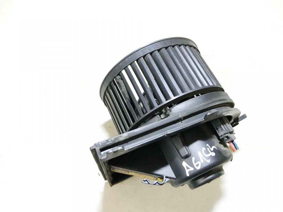 Heater blower assy Audi A3 1997    1.9 1j1819021