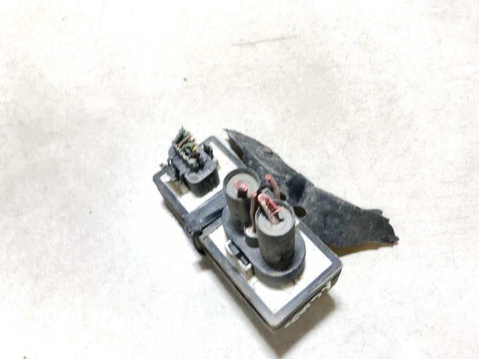 Blower Fan Regulator (Fan Control Switch Relay Module)  Audi A3 1997    1.9 used