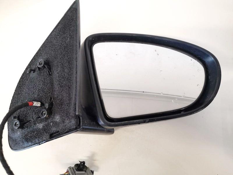 Duru veidrodelio stikliukas P.K. (priekinis kairys) Nissan Qashqai 2008    0.0 e11026202