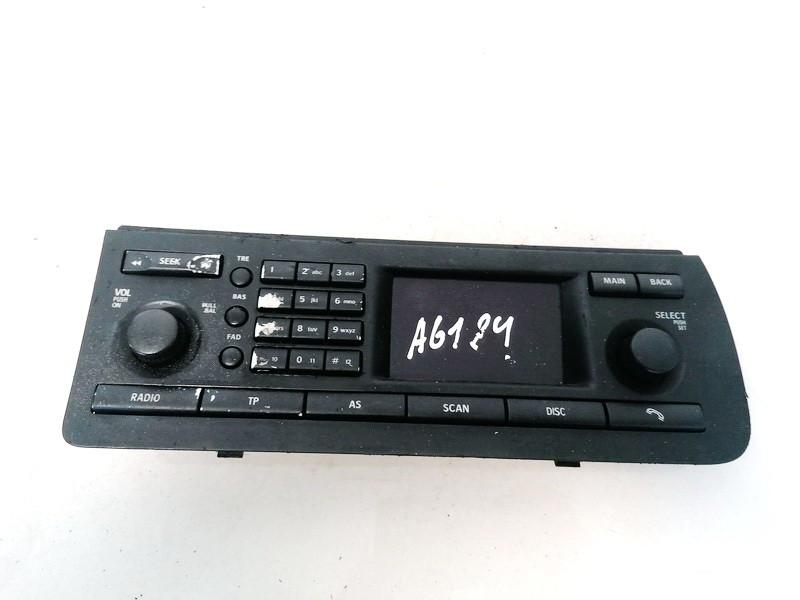 Autoradio SAAB 9-3 2004    2.0 12218830A