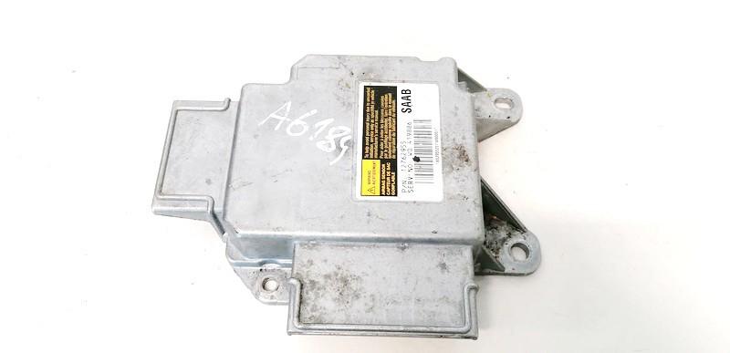 Airbag crash sensors module SAAB 9-3 2004    2.0 12762955