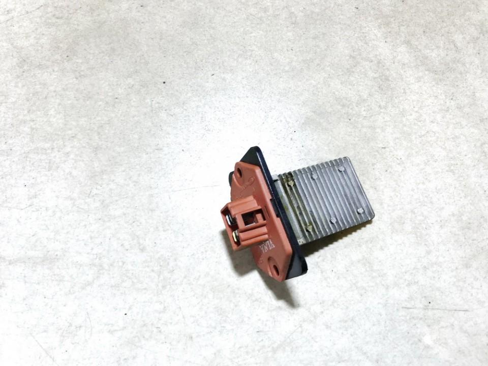 Heater Resistor (Heater Blower Motor Resistor) Hyundai Atos 2002    1.0 used