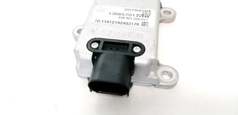 Esp Accelerator Sensor (ESP Control Unit) SAAB 9-3 2004    2.0 13665701