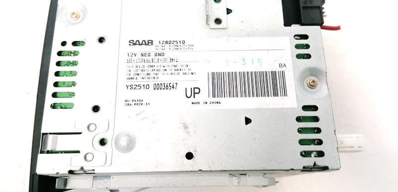Autoradio SAAB 9-3 2004    2.0 12802510
