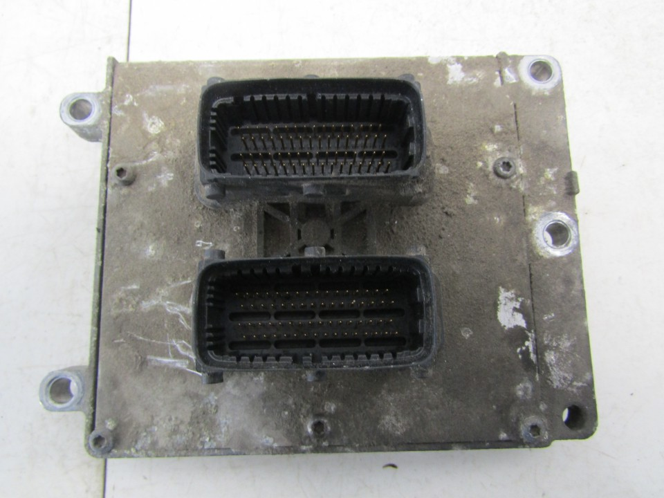 55353231 55353231,863232AA0A948Z6E ECU Engine Computer (Engine Control Unit) SAAB 9-3 2004 2.0L 180EUR EIS01079740
