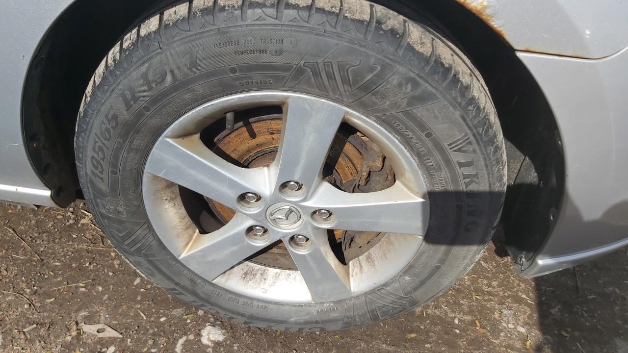 Wheels kit R15 Mazda 5 2006    2.0 used