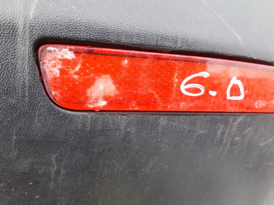 Bamperio atsvaitas G.D. Volkswagen Jetta 2008    2.0 USED