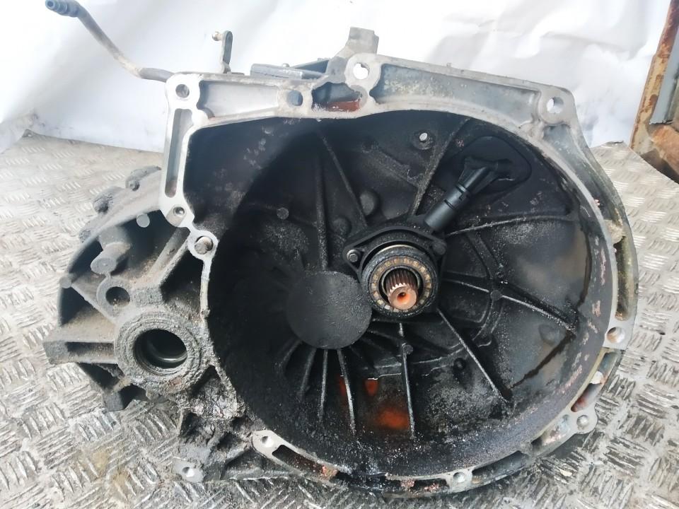 Gearbox Ford Focus 2007    1.6 3m5r7f096yf