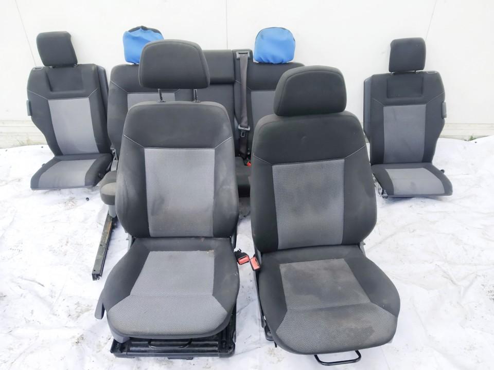 Salono sedyniu komplektas Opel Zafira 2010    1.8 used