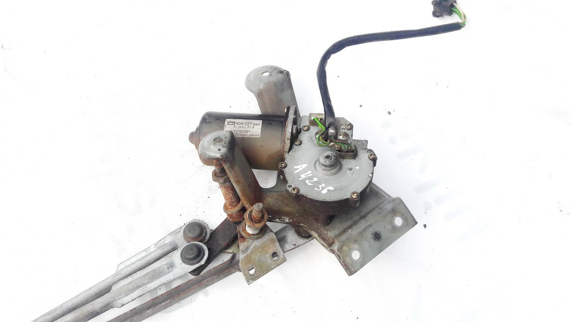 windscreen front wiper motor Truck - MAN 8.174 2000    4.6 404027