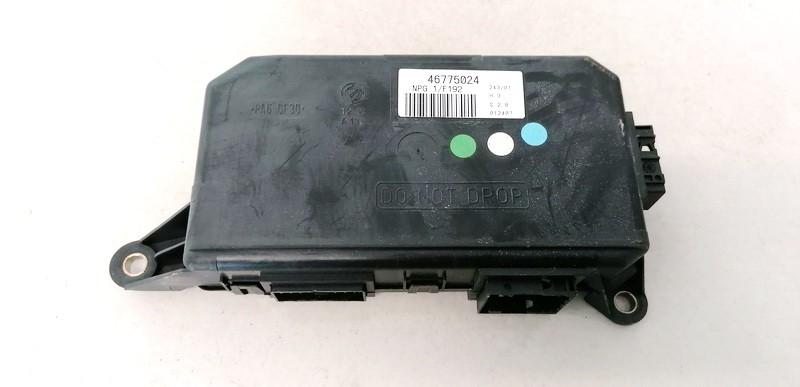 Door control relay (DOOR CONTROL UNIT MODULE ECU ) Fiat Stilo 2001    1.9 46775024
