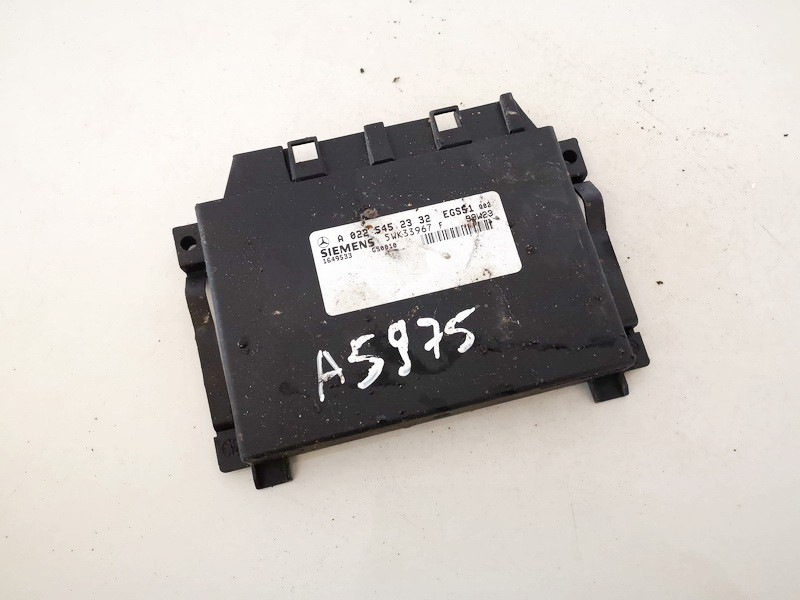 Transmission Computer Gearbox Mercedes-Benz ML-CLASS 1999    3.2 a0225452332