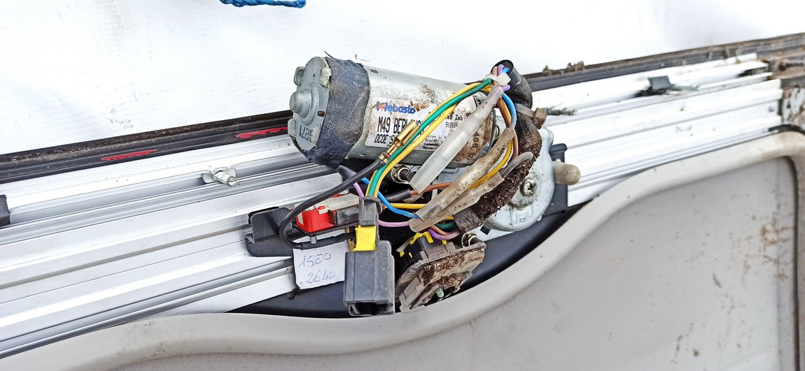 Sunroof Motor Citroen Xsara Picasso 2000    2.0 404466