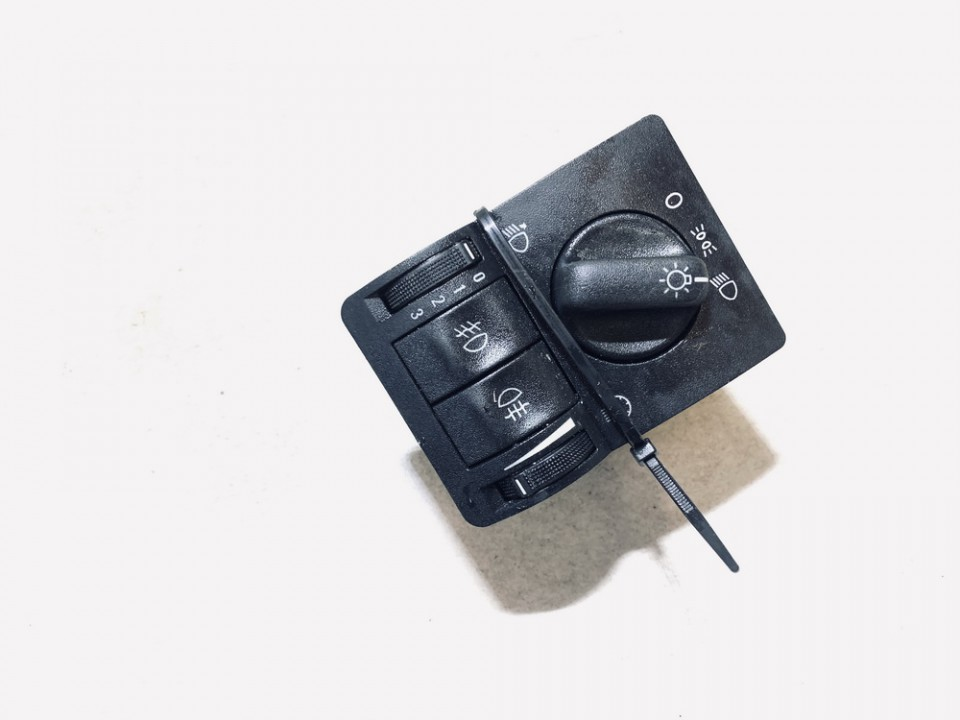 Headlight adjuster switch (Foglight Fog Light Control Switches) Opel Zafira 2000    2.0 09133249