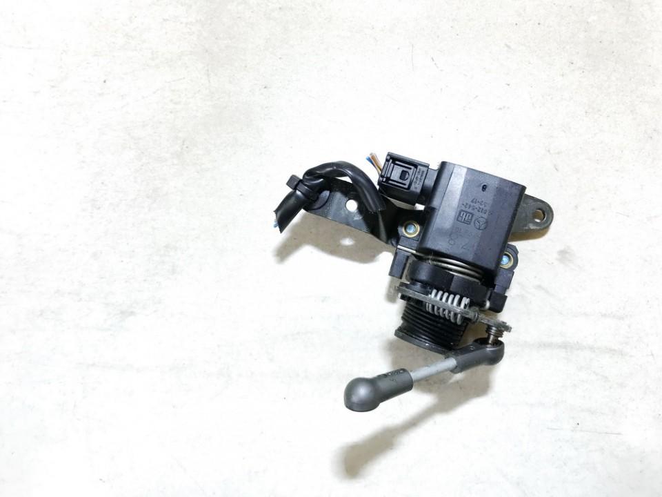 Accelerator throttle pedal (potentiometer) Mercedes-Benz A-CLASS 1999    1.7 a0125423317