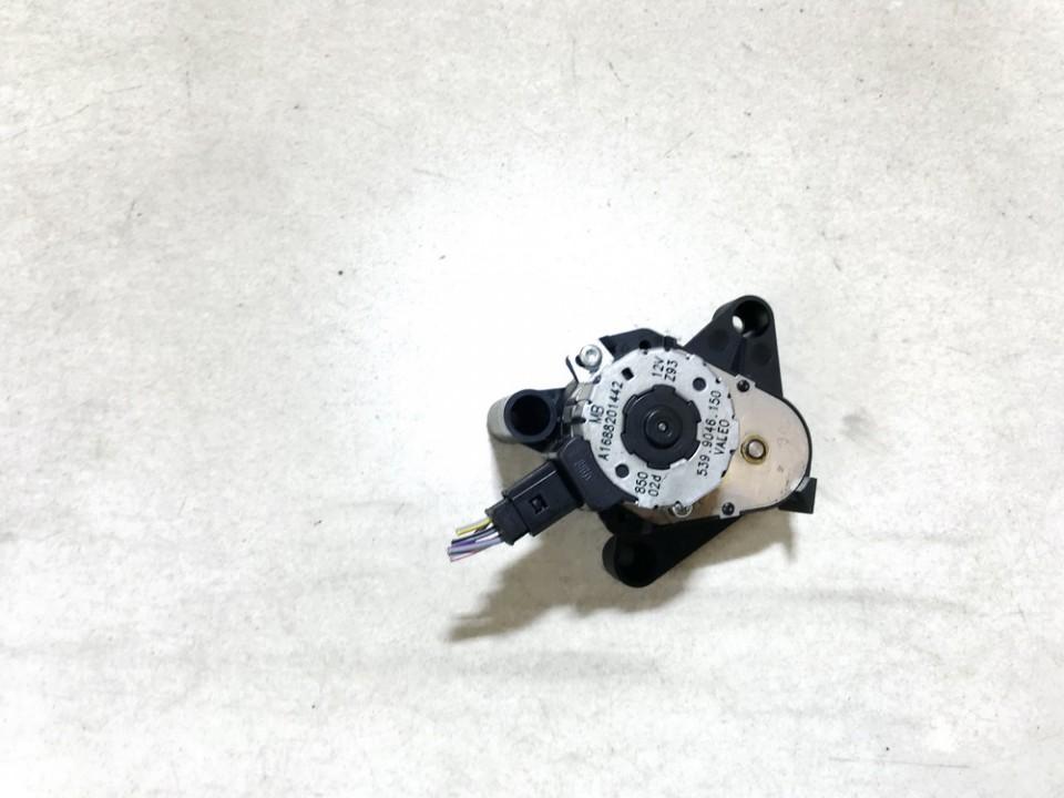 Heater Vent Flap Control Actuator Motor Mercedes-Benz A-CLASS 1999    1.7 a1688201442