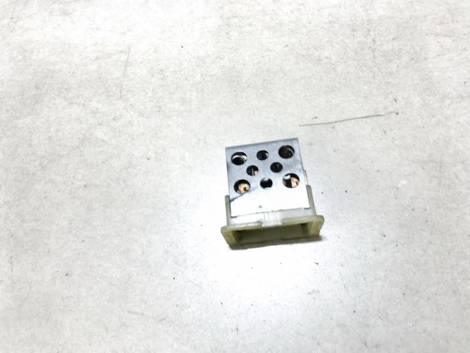 Heater Resistor (Heater Blower Motor Resistor) Mercedes-Benz A-CLASS 1999    1.7 a1688200297