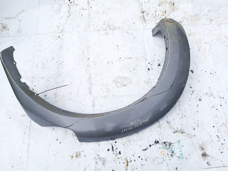 Right Rear Wheel Arch (fender) Trim Ford Ranger 2007    2.5 9751w51