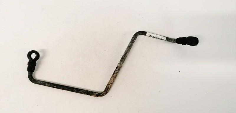 Oil feed pipe (Oil Line Oil Pipe Tube) Peugeot 207 2006    1.4 9659859480a