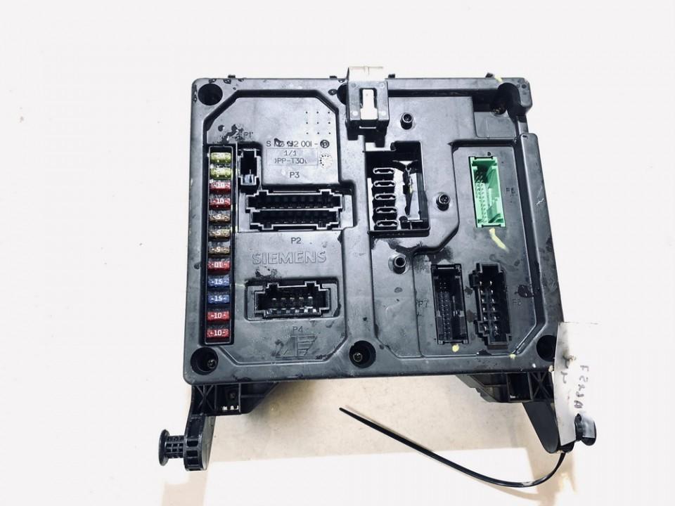 General Module Comfort Relay (Unit) Ford Galaxy 2002    1.9 7M3962258AC