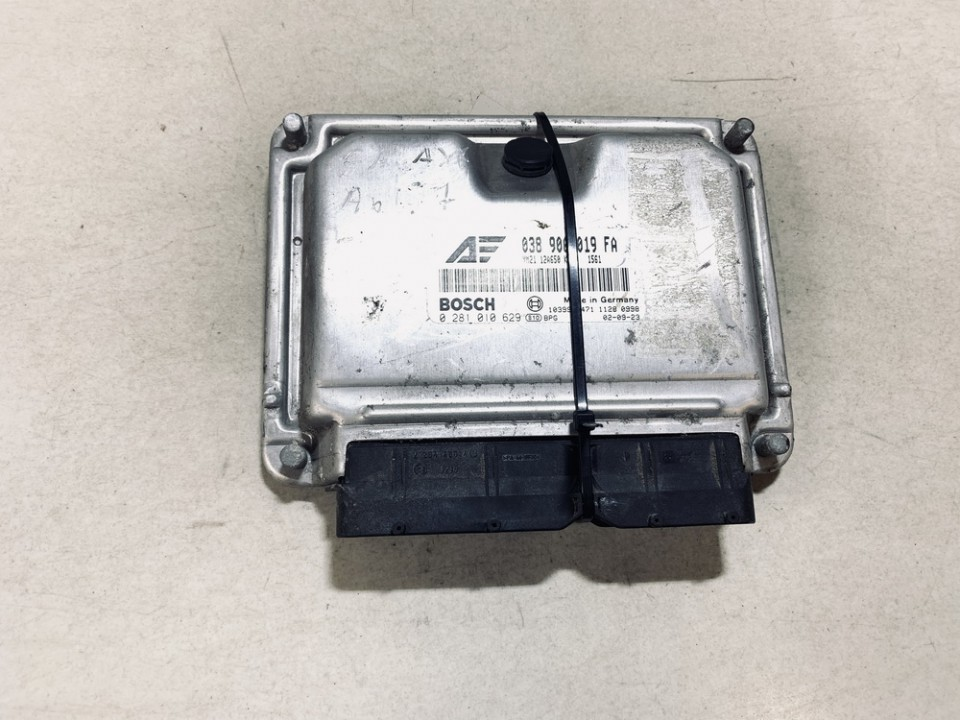 ECU Engine Computer (Engine Control Unit) Ford Galaxy 2002    1.9 038906019fa