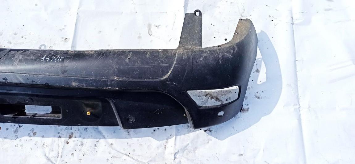Rear bumper Peugeot 3008 2011    1.6 Pilka
