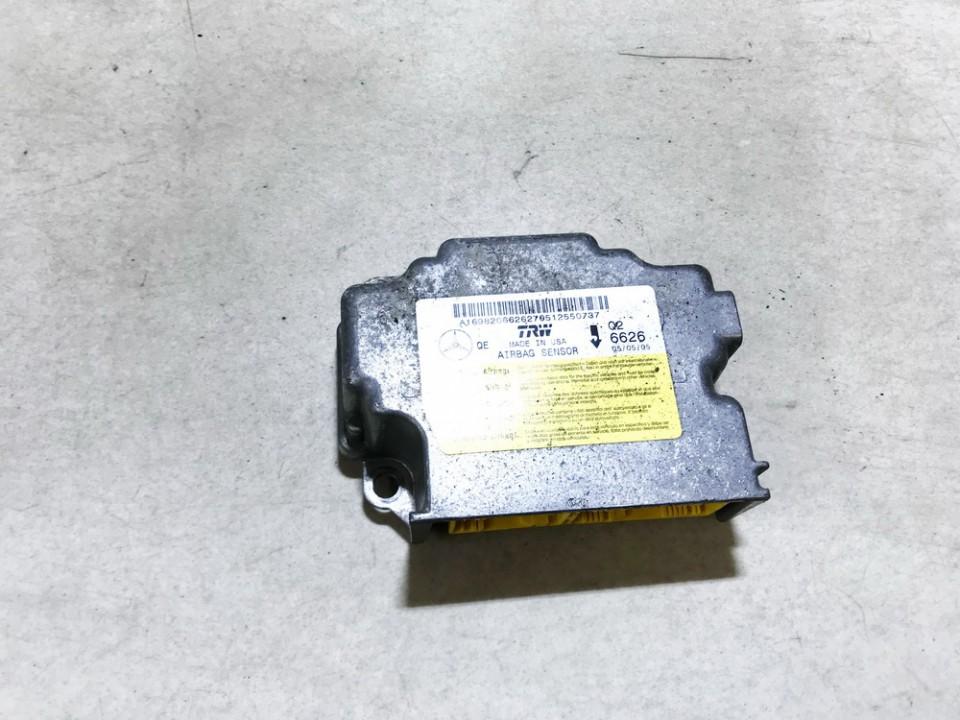 Airbag crash sensors module Mercedes-Benz A-CLASS 2005    2.0 a16982066262