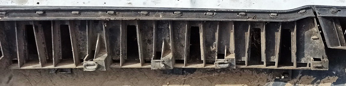 Rear Bumper Reinforcement Audi A4 1996    1.6 used