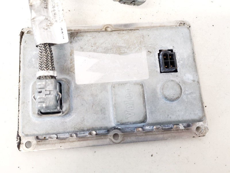 Headlight Ballast Control Module (Xenon Headlight) Renault Laguna 2004    0.0 009537266