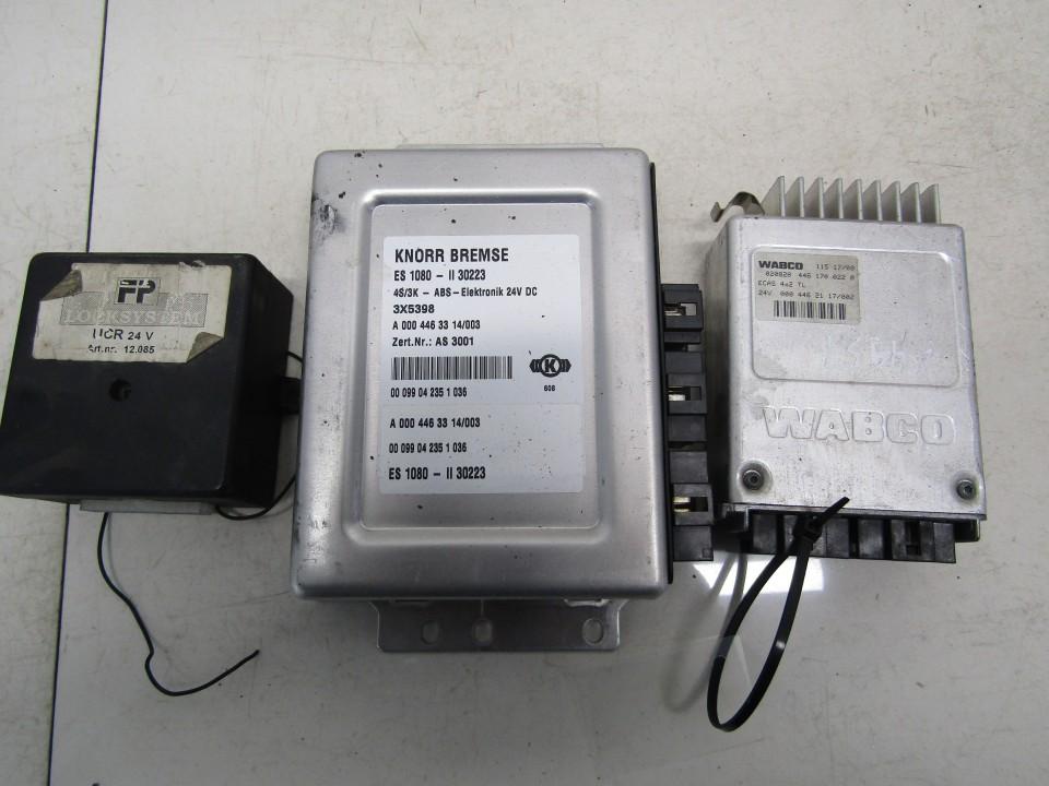 Engine Management ECU Kit Truck - Mercedes-Benz Atego 2000    4.3 A0004463314003