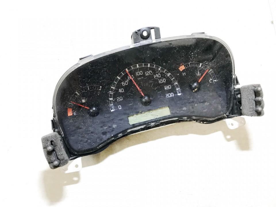 Speedometers - Cockpit - Speedo Clocks Instrument Fiat Panda 2006    1.0 46801541