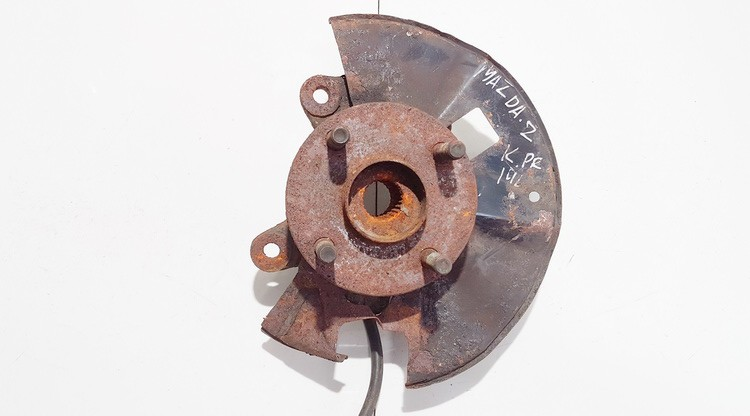 Steering knuckle - front left side Mazda 2 2010    1.4 used