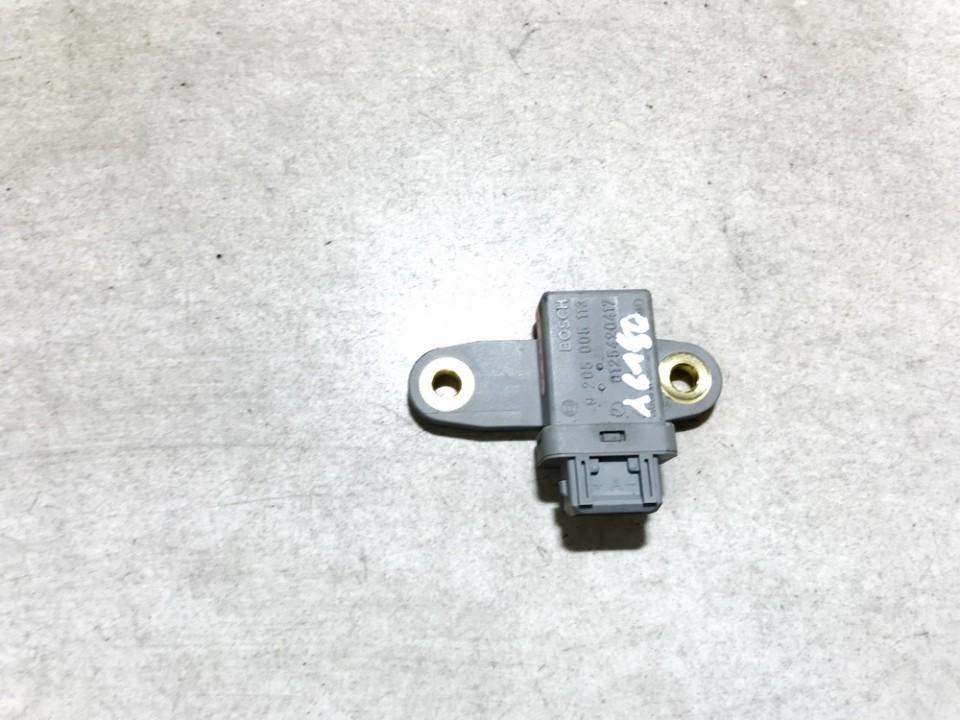 Esp Accelerator Sensor (ESP Control Unit) Mercedes-Benz A-CLASS 1999    1.7 0265005113