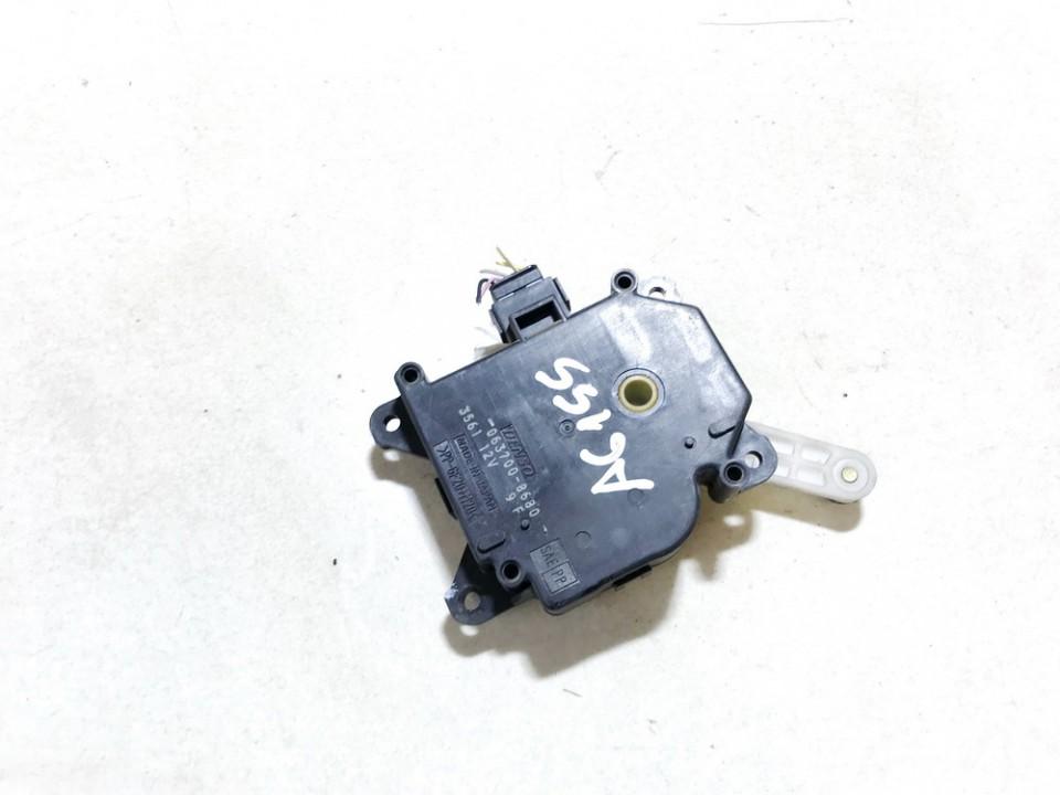 Heater Vent Flap Control Actuator Motor Toyota Avensis 2005    2.0 0637008680