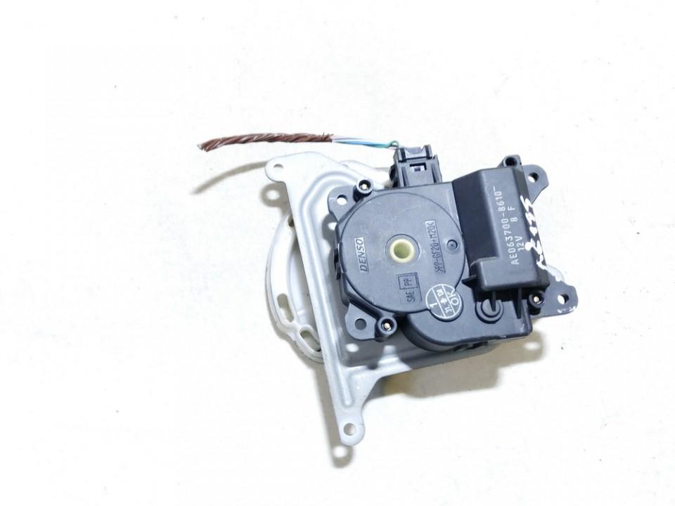Heater Vent Flap Control Actuator Motor Toyota Avensis 2005    2.0 637008610