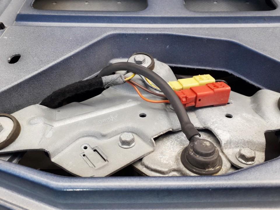 Rear wiper motor (Rear Screen Wiper Engine) Lancia Zeta 1996    2.1 USED